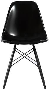 Eames Fiberglass Armchair Charles Eames Style Dsw Dining Chair In Fibreglass Swiveluk Com