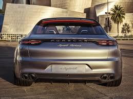 Porsche Panamera Back - porsche panamera sport turismo concept 2012 pictures