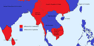 Southeastern Asia Map by Nationstates Dispatch Map Of Southeast Asia Post Cold War Era