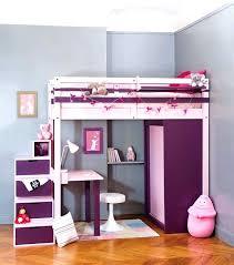 chambre combiné fille lit combine mezzanine lit combine lit multifonction momo gris et