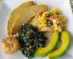 jamaikanische küche die besten 25 saltfish and ackee ideen auf gebratene