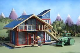 amazon com bob the builder on site houses u0026 playgrounds marc