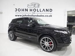 range rover evoque rear used 2013 land rover range rover evoque sd4 pure tech 22 inch