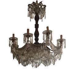 Chandelier Size Viyet Designer Furniture Lighting Antique 19th Century Grand