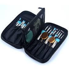 makeup artist belt or professional cosmetic makeup brush organizer makeup artist