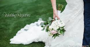 finding a wedding registry wedding registry
