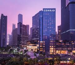 chambre insonoris馥 conrad guangzhou canton tarifs 2018