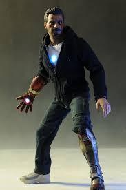 tony stark review and photos of toys iron man tony stark mechanic action
