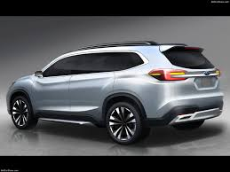 suv subaru 2017 subaru ascent suv concept 2017 picture 23 of 27