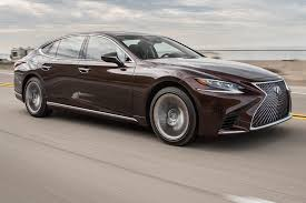 first lexus 2018 lexus ls 500 first test review devil is in the details