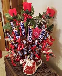 candy bar bouquet snickers valentines candy bouquet candy bouquet