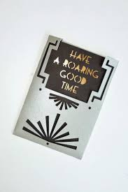 art birthday invitations 38 best art deco images on pinterest gatsby party drawings and