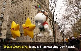 live macy s thanksgiving day parade