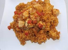 cuisiner le boulgour boulgour au poulet plat délices du jour