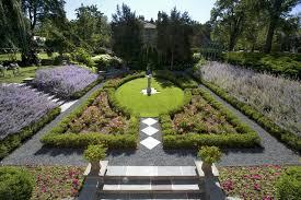 Historic landscape design wilmette illinois victorian