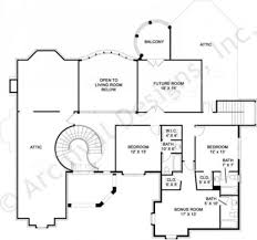 house plans with daylight basements north star french country house plan luxury house plan