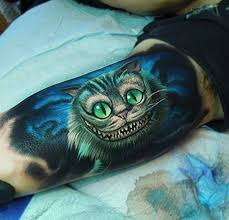 150 charming alice in wonderland tattoos 2017 collection part 6
