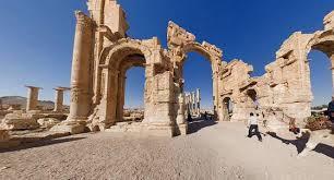 Virtual tour image of Syria