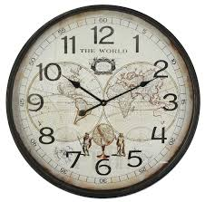 shabby chic archives large wall clocks