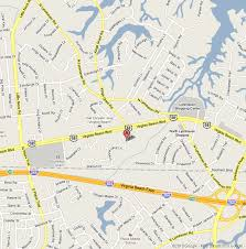 Map Virginia Beach by Contact Angela N Manz Estate Planning Attorney South East Va
