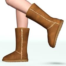 ugg s boot mod the sims ugg boots sheepskin boots for