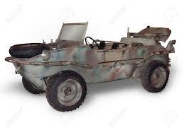 volkswagen schwimmwagen een vw schwimmwagen amfibische auto uit de tweede wereldoorlog