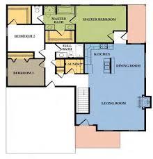 Custom Home Builders Floor Plans The Walden From Terrace Custom Home Builders In Wisconsin