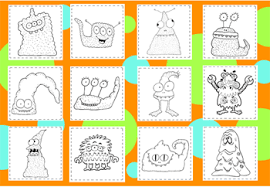 classroom quilt coloring pages