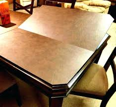 how to protect wood table top table top protector carrycrew com