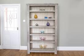 reclaimed rustic wood hudson bookcase u2013 eat sleep live