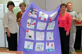 bridging and places patterns for quilts for children in the
