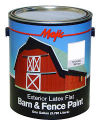 latex barn paints majic paints