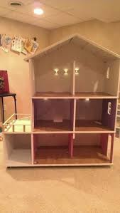 Build A Dream House How To Build A Barbie Doll House Out Of Wood Google Search