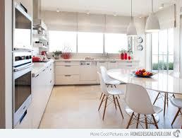 eat in kitchen furniture 15 modern eat in kitchen designs home design lover