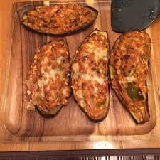 lamb stuffed eggplant recipe u2013 all recipes australia nz