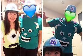 sully costume monsters inc mike sully diy costume no sewing necessary