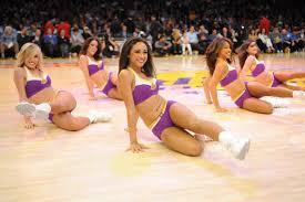 nba cheerleaders u2013 march 8 2013 cbs los angeles