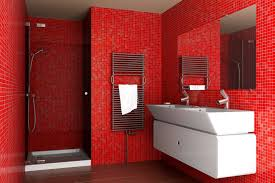 bathroom gorgeous red bathroom decor pictures ideas tips from