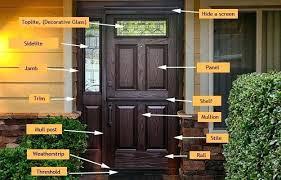 Shaker Style Exterior Doors Shaker Style Front Door Fiberglass Shaker Style Entry Doors