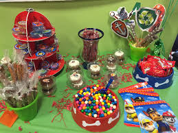 paw patrol candy table ideas paw patrol candy table da pinterest candy table paw patrol