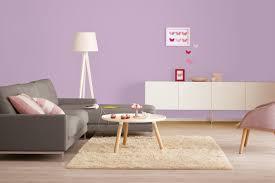 Wohnzimmer Ideen In Lila Innenfarbe In Violett Flieder Streichen Alpina Farbrezepte