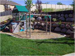 Cheap Landscaping Ideas For Backyard by Backyards Ergonomic Backyard Landscaping Idea Backyard