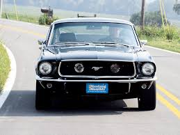 mustang 68 fastback 1968 ford mustang fastback 4 6 cobra mustang monthly magazine