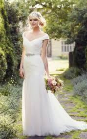 cap sleeve wedding dress cap sleeve wedding dresses uk free shipping instyledress co uk
