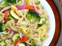 Garden Vegetable Salad by Vegetable Salad Recipes Facebook