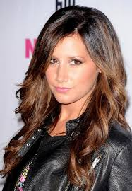 a side part with long hair and a swoop and a cross 28 ashley tisdale hairstyles ashley tisdale hair pictures pretty