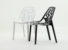 Chaise D Ext Rieur Design Moderne Chaise En Plastique Cristal Acrylique Chaise D