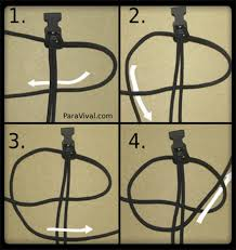instructions survival bracelet images How to make a paracord bracelet with buckle jpg