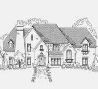 English Tudor Floor Plans Tudor House Plans