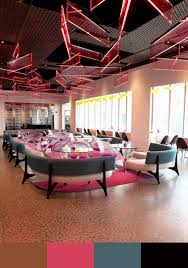 pink restaurant ideas home interior design